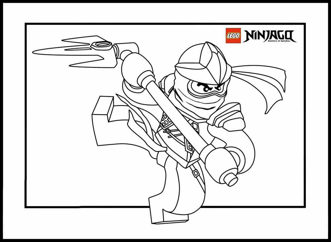 Ausmalbilder Ninjago Schlange  ausmalbilder ninjago schlange – Ausmalbilder für kinder