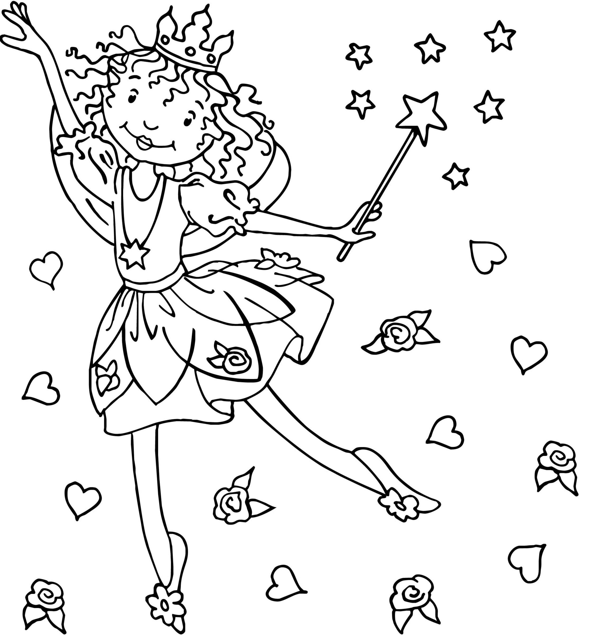 Ausmalbilder Prinzessin Kostenlos  Ausmalbilder prinzessin kostenlos Malvorlagen zum