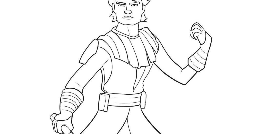 Ausmalbilder Star Wars Kostenlos  Ausmalbilder zum Ausdrucken Ausmalbilder Star Wars The