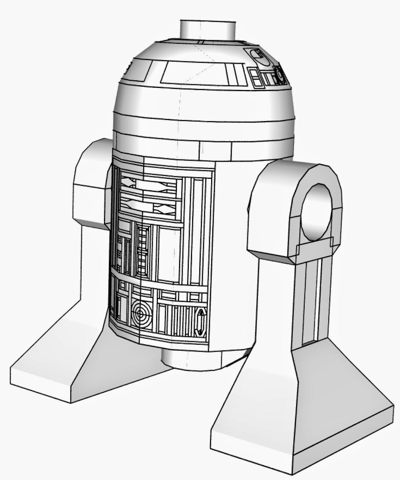 Ausmalbilder Star Wars Lego  Ausmalbilder zum Ausdrucken Ausmalbilder Lego Star Wars