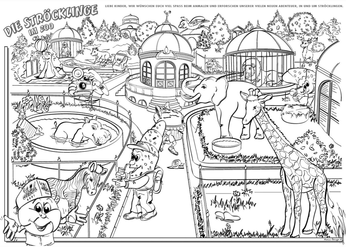 Ausmalbilder Tiere Bauernhof  tiere im zoo ausmalbilder Frisch Bauernhof malvorlagen