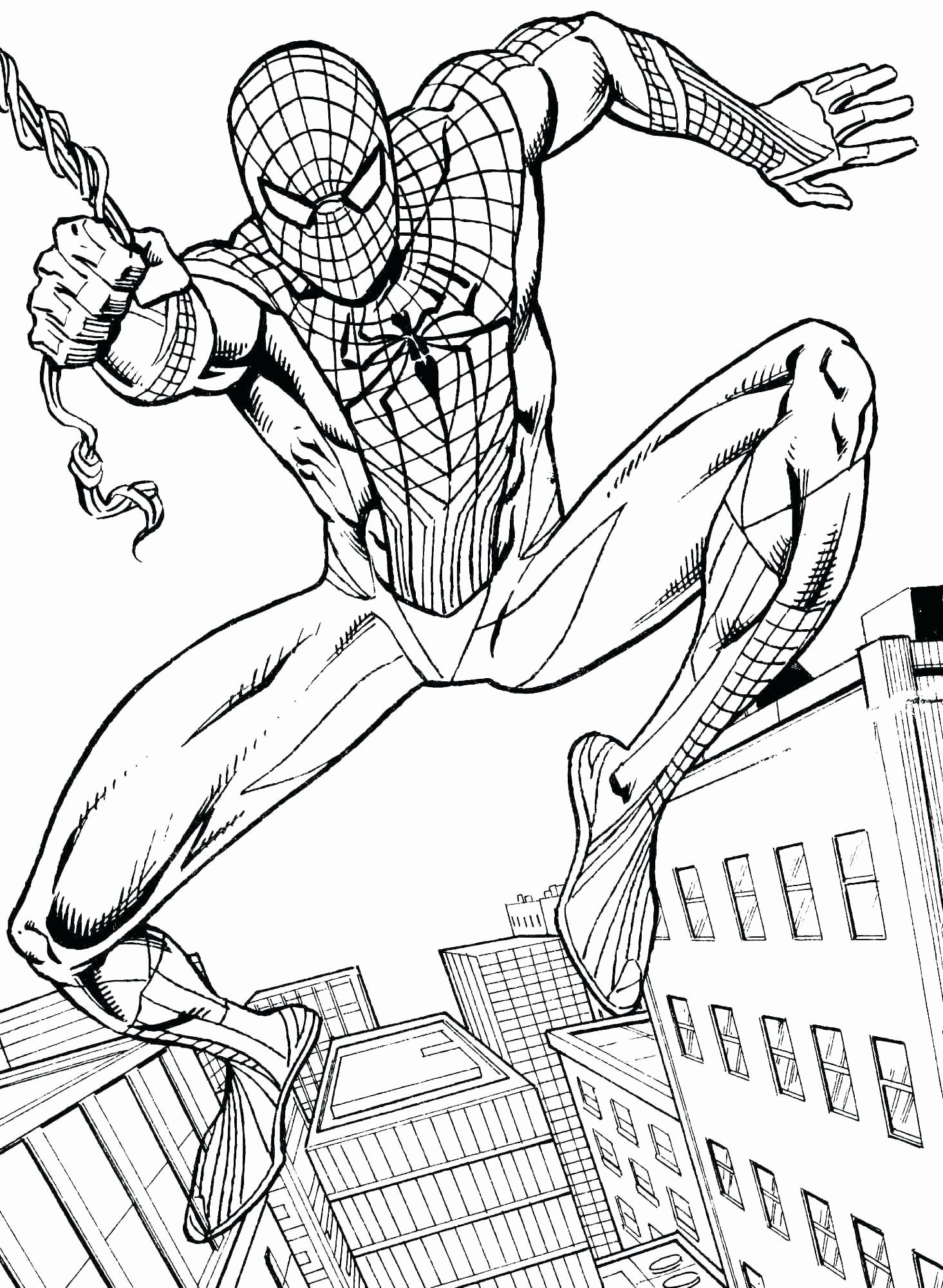 Ausmalbilder Verkehrserziehung  Verkehrserziehung Kindergarten Ausmalbilder Spiderman
