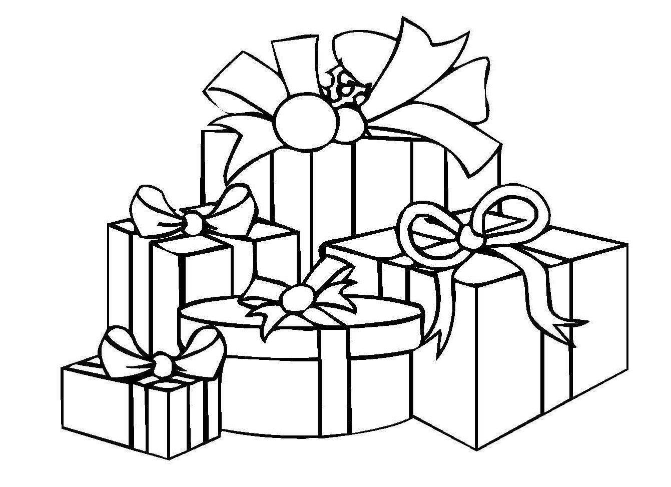 top 20 ausmalbilder weihnachten geschenke - beste