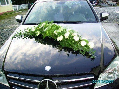 Autoschmuck Hochzeit  Autoschmuck Hochzeit Hochzeit Pinterest