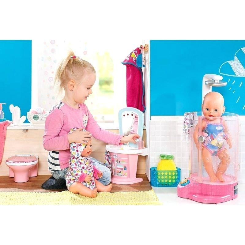 Baby Born Waschbecken  Baby Born Waschbecken Babyborn Und Toilette In Lippstadt