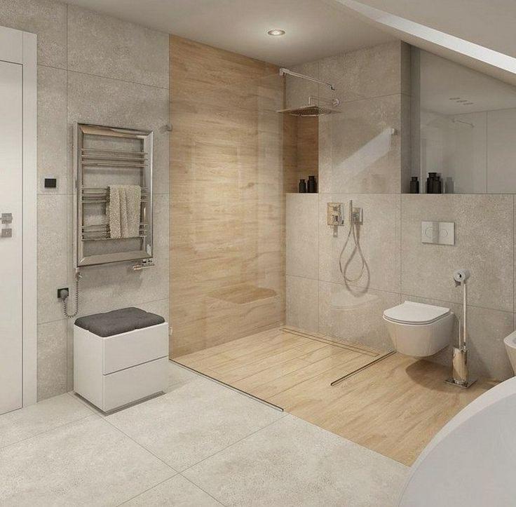 Bad Fliesen Ideen  Die 25 besten Ideen zu Badezimmer Ohne Fliesen auf