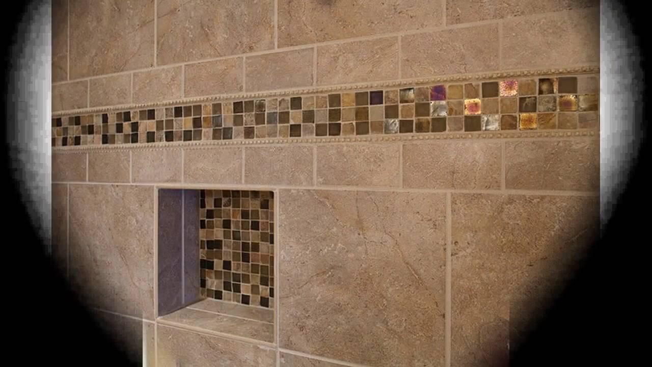 Bad Fliesen Ideen  Badezimmer Dusche Fliesen Ideen