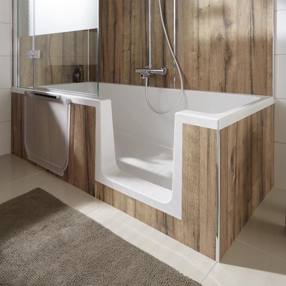 Badewanne Mit Duschzone  Badewanne mit Duschzone