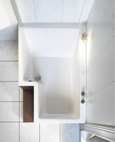 Badewanne Mit Duschzone  Wie Sie mit einer Badewanne mit Duschzone Geld und Zeit