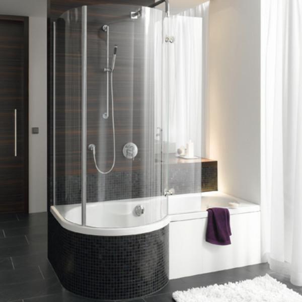 Badewanne Mit Duschzone  Badewannen mit Duschzone 24 super Vorschläge