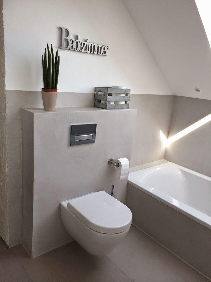 Badezimmer Bilder  Die besten 25 Beton badezimmer Ideen auf Pinterest