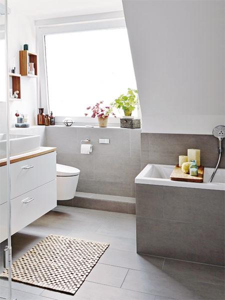 Badezimmer Bilder  Badezimmerumstyling Traumbad für ganze Familie