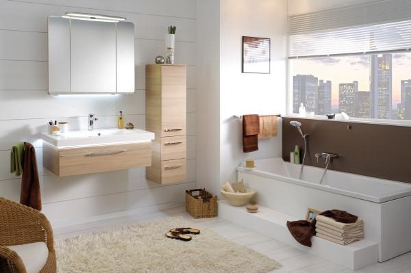 Badezimmer Einrichten  Bad modern einrichten