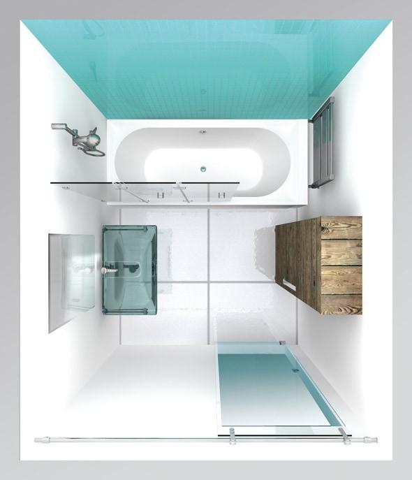 Badezimmer Einrichten  Badezimmer mit dusche einrichten