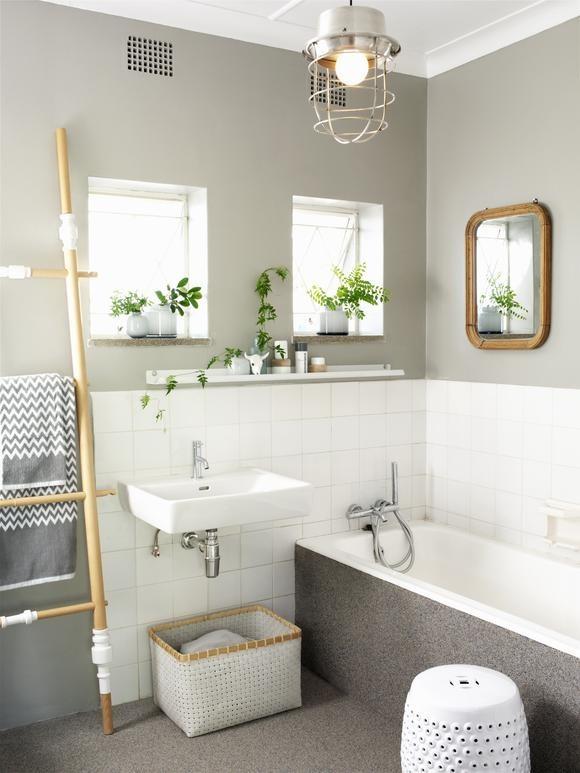 Badezimmer Einrichten  Badezimmer gemütlich einrichten