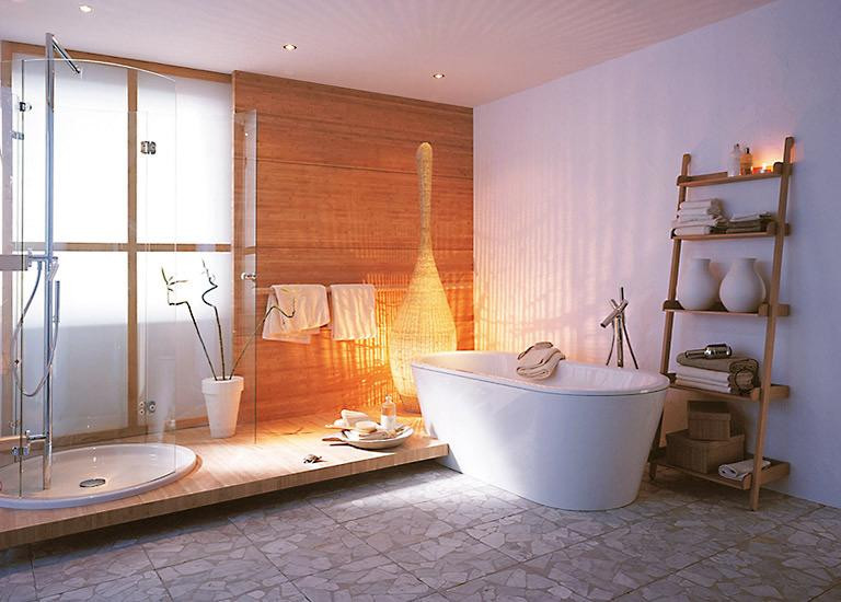 Badezimmer Einrichten  Wellness Badezimmer als Private Spa [SCHÖNER WOHNEN]