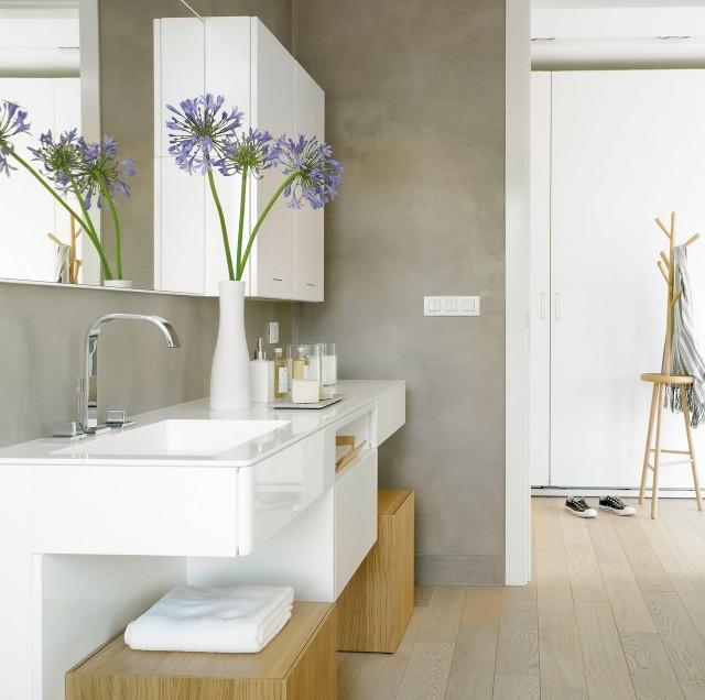 Badezimmer Farbe  Bad streichen Ist spezielle Farbe im Badezimmer notwendig