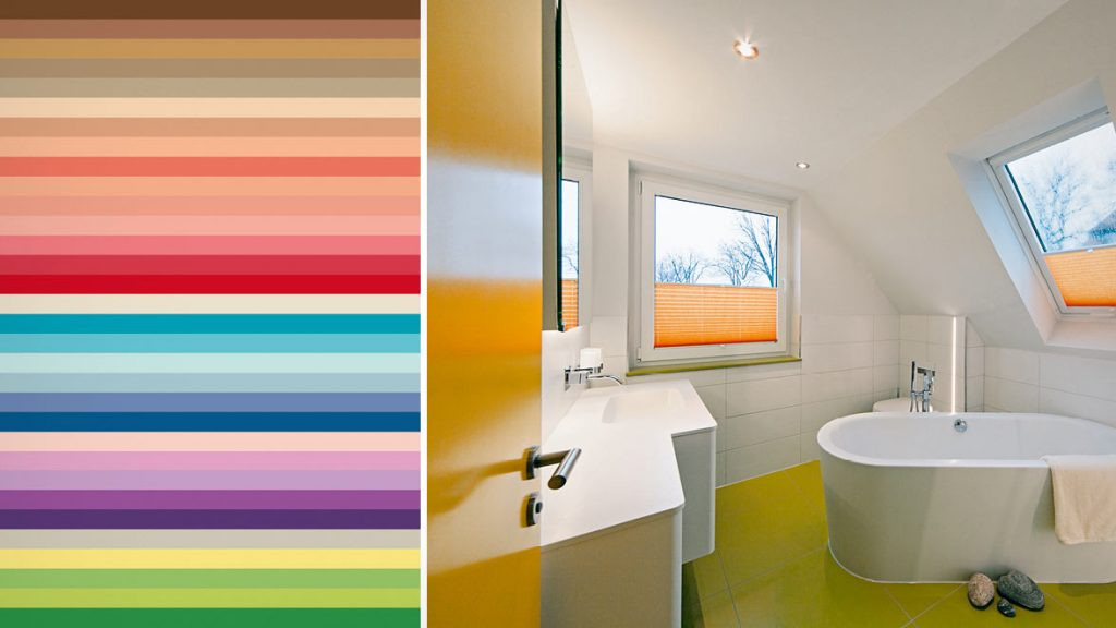 Badezimmer Farbe  Farbe im Bad DIE BADGESTALTER