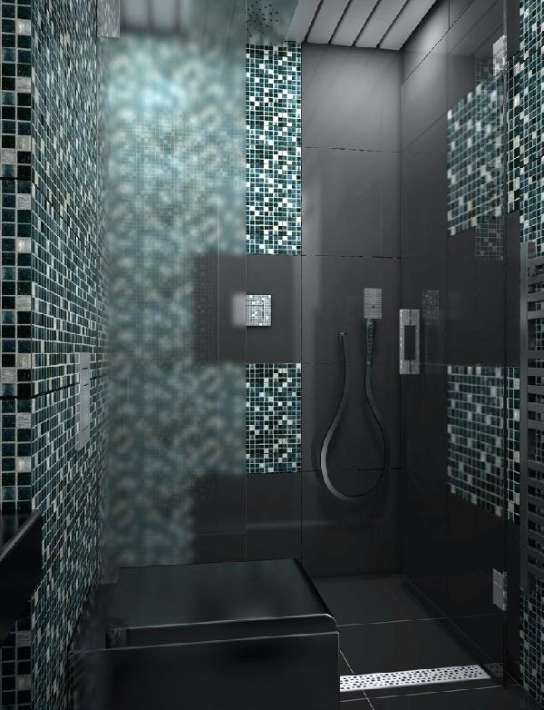 Badezimmer Fliesen Reinigen  Badezimmer Fliesen In Grau A Maglichkeiten Und