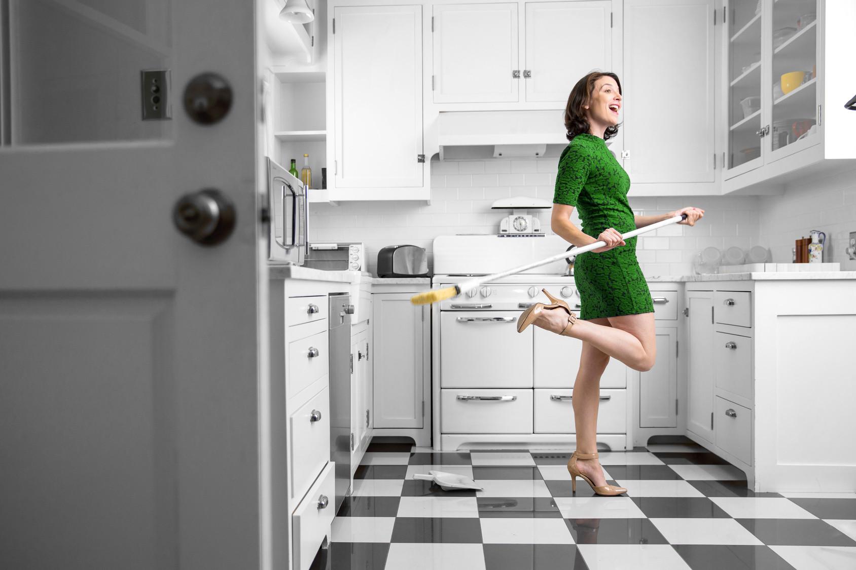 Badezimmer Fliesen Reinigen  Fliesen reinigen 8 Tipps & Tricks Haushaltstipps