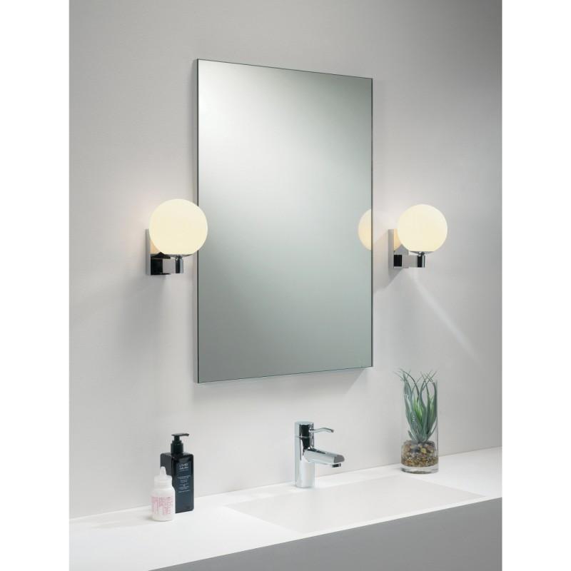 Badezimmer Wandleuchten  Spiegelleuchte Badezimmer Wandleuchte Chrom mit