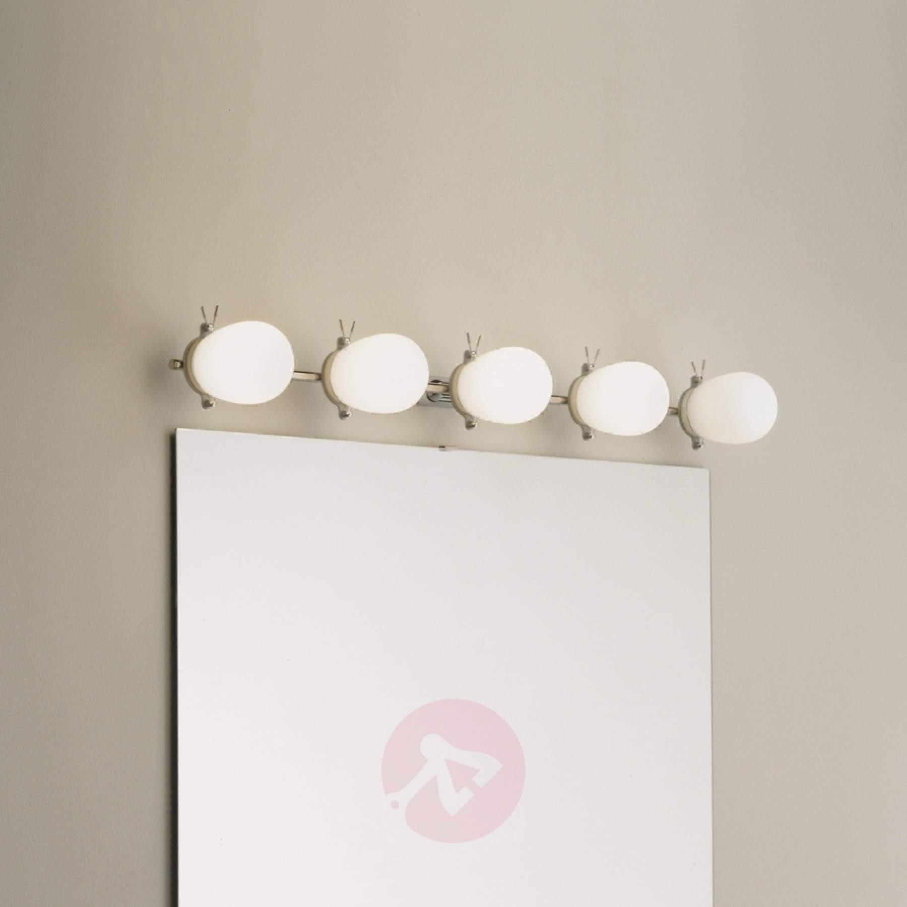 Badezimmer Wandleuchten  Formschöne Badezimmer Wandleuchte Bano kaufen