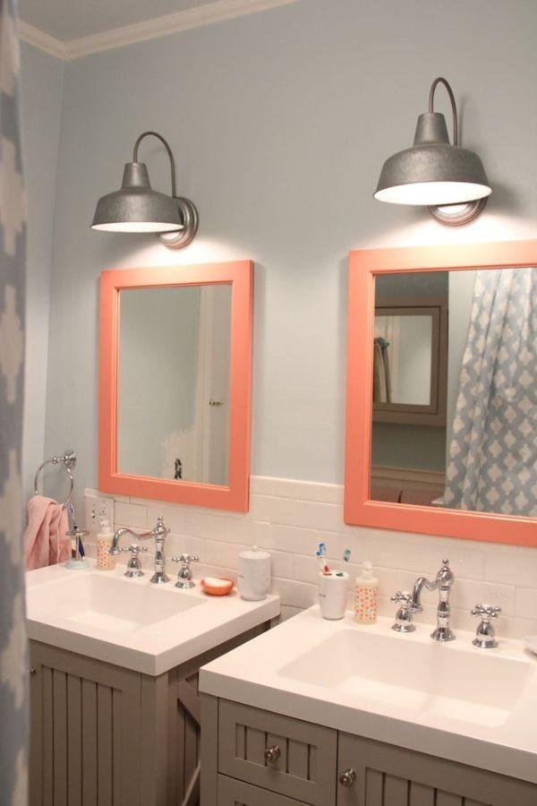 Badezimmer Wandleuchten  Die besten 25 Badezimmer wandleuchten Ideen auf Pinterest