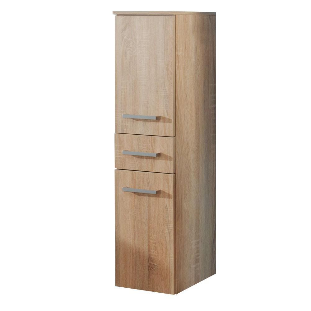 Badezimmerschrank Schmal  Badezimmer Wand Schrank Midischrank Bad Badezimmerschrank