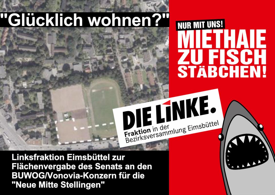Bagatellschaden Wohnung  Linksfraktion Eimsbüttel DIE LINKE Fraktion in der