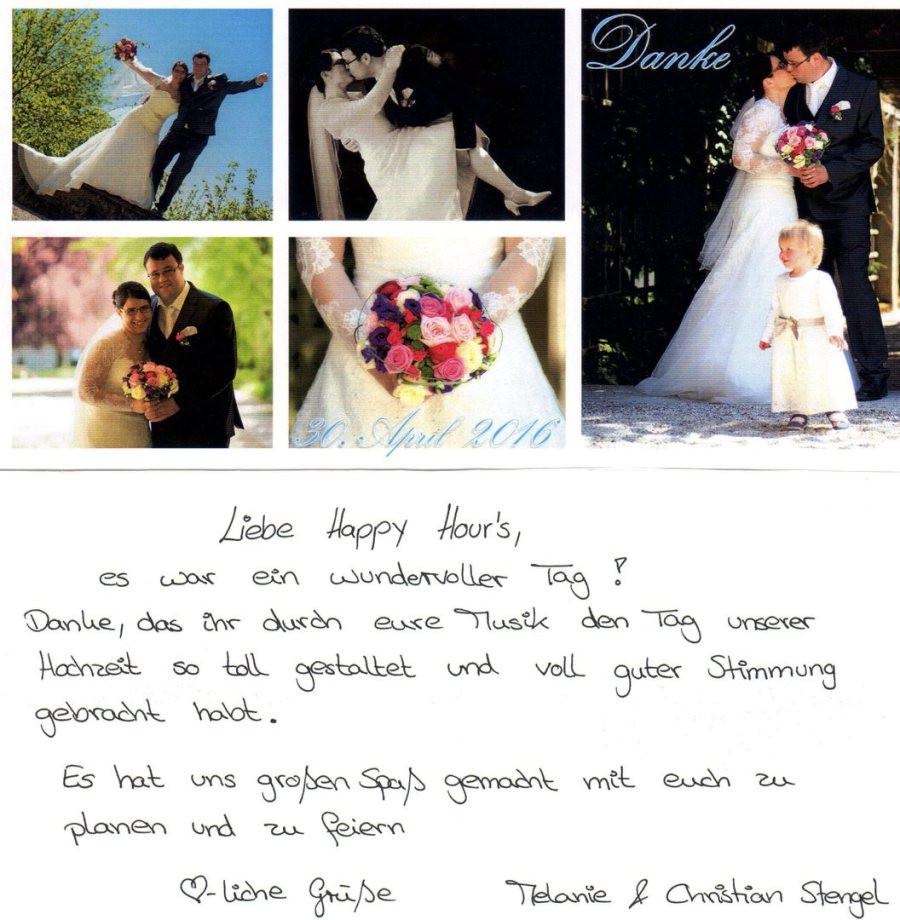 Band Hochzeit  HAPPY HOUR Hochzeitsband Oktoberfestband Partyband Hochzeit