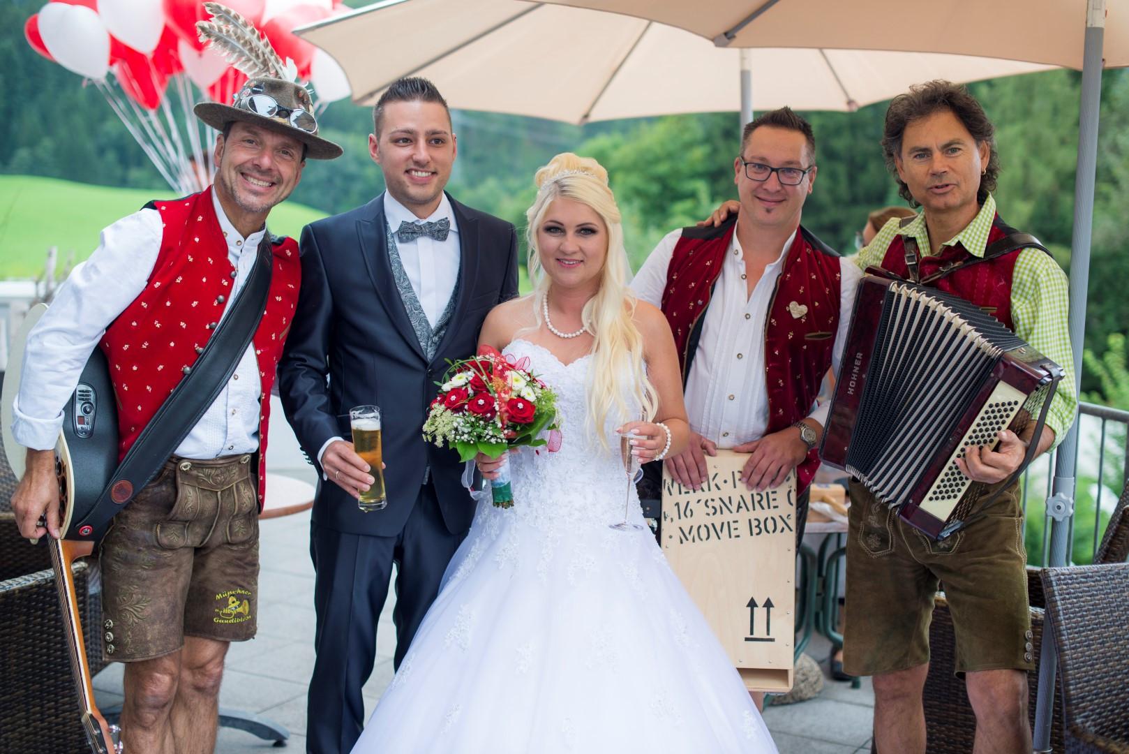 Band Hochzeit  hochzeitsband partyband band hochzeit muenchen rosenheim