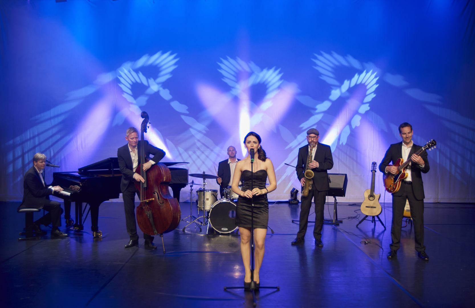 Band Hochzeit  Live Band Jazzband