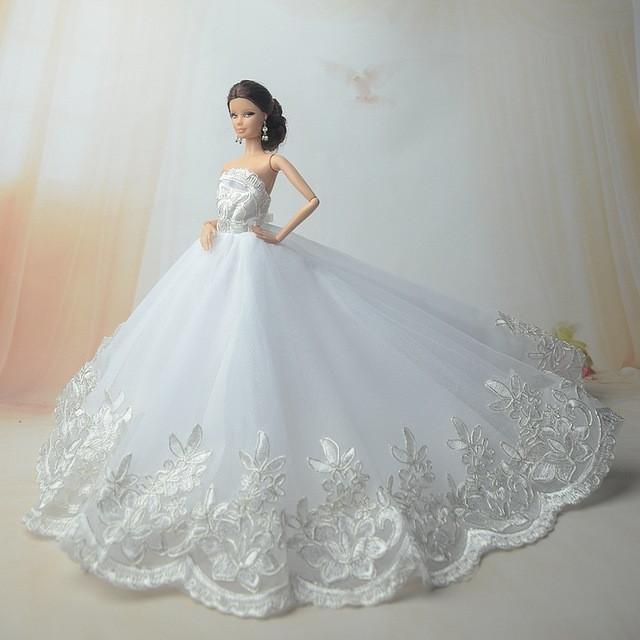 Barbie Hochzeit  Aliexpress Neue für barbie hochzeit kleidung kleid