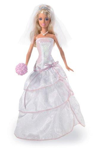 Barbie Hochzeit  Barbie Doll Reviews Barbie Sparkle Wedding Day Bride