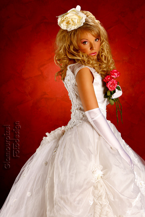 Barbie Hochzeit  Hochzeits Barbie Foto & Bild