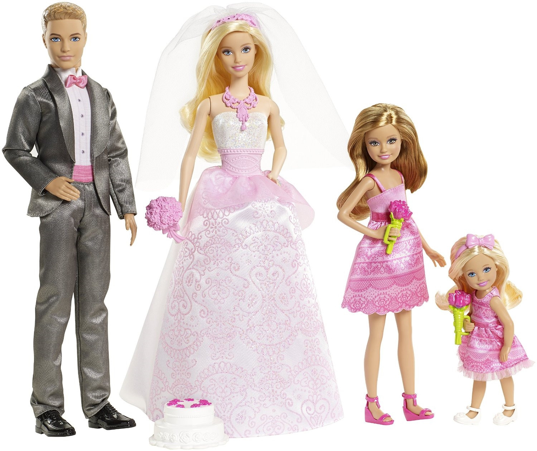 Barbie Hochzeit  Ken Doll Barbie in Rock n Royals Capa Wedding & Brasil 2015