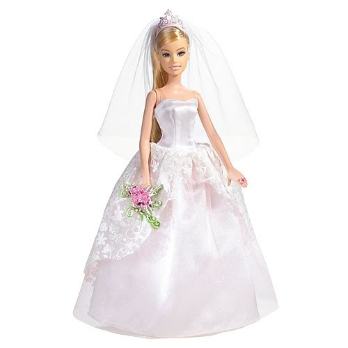 Barbie Hochzeitskleid  Barbie Bride Doll Mattel Barbie Dolls at