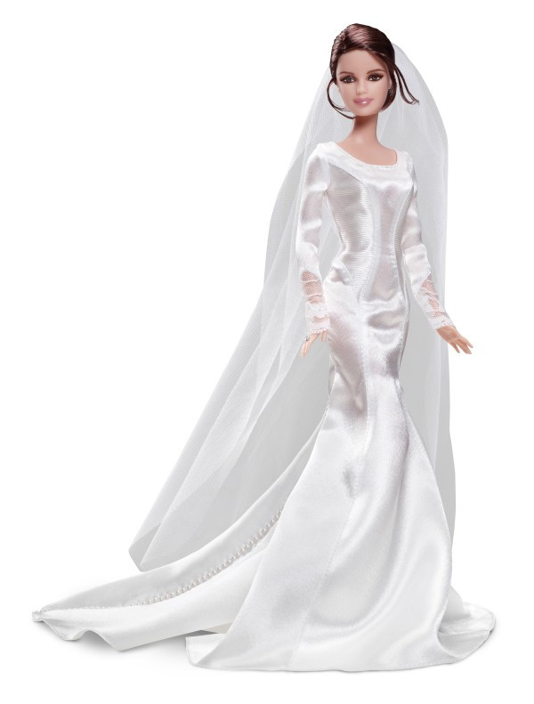 Barbie Hochzeitskleid  Edward and Bella Wedding Themed Barbie and Ken Dolls