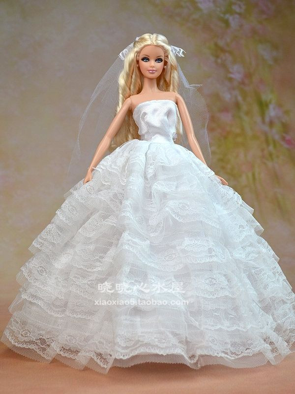 Barbie Hochzeitskleid  1000 images about barbie $6 on Pinterest