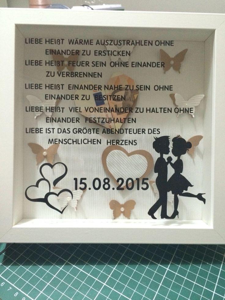 Bastelideen Goldene Hochzeit  Best 25 Bilderrahmen hochzeit ideas on Pinterest