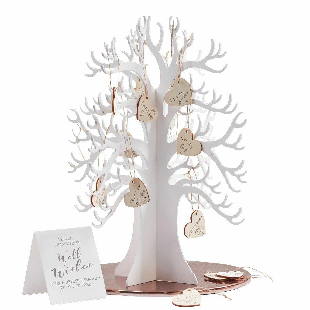 Baum Zur Hochzeit  Top 20 Gästebuch Hochzeit Baum
