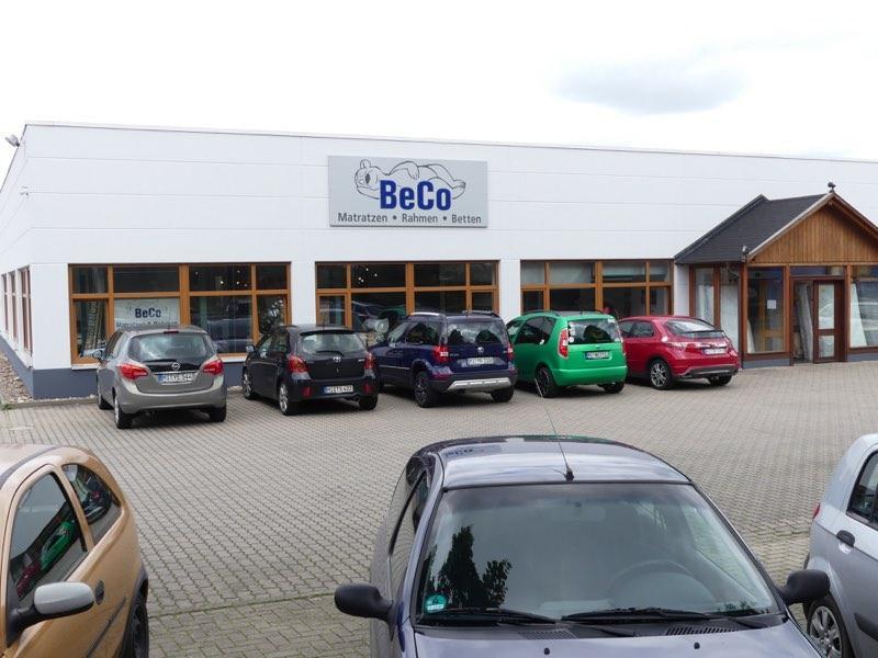 Beco Matratzen  Bildergalerie BeCo Matratzen GmbH & Co KG HALLO LUEBBECKE