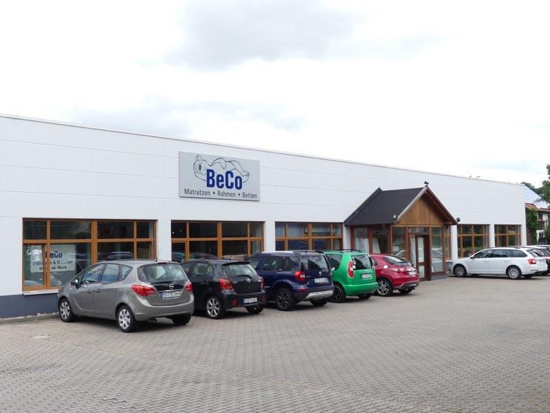Beco Matratzen  BeCo Matratzen GmbH & Co KG HALLO LUEBBECKE