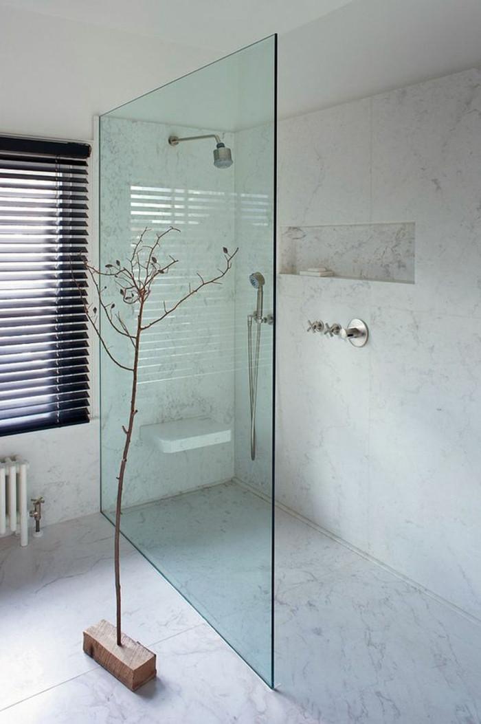 """Begehbare Dusche  Inspiration für Ihre begehbare Dusche – """"Walk In"""" Style im Bad"""