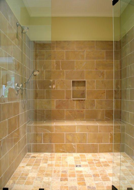 Begehbare Dusche  Begehbare dusche