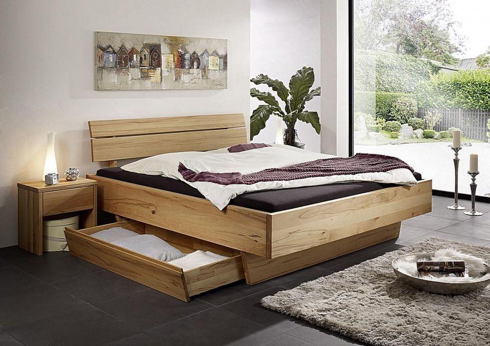 Bett Mit Schubladen 180x200  Doppelbett Bett mit schubladen 180x200 Funktionsbett