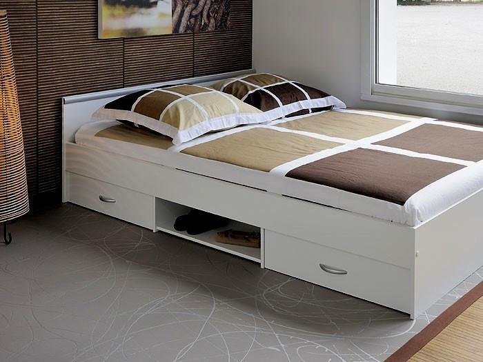 Bettgestell 1 40x2 00  Bett Mit Matratze 140×200