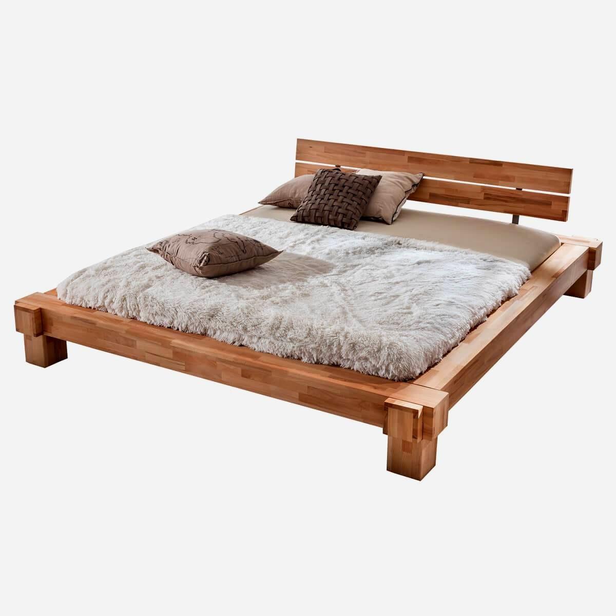 Bettgestell 1 40x2 00  Wohnkultur Bett 1 40x2 00 140x200 Holz Schon Lounge 0d