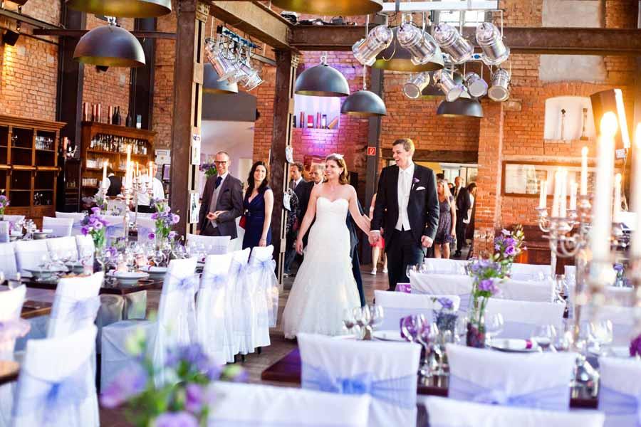 Beverland Hochzeit  Kaseinwerk