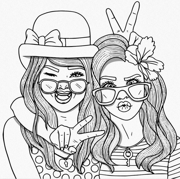 Bff Ausmalbilder  Bff Coloring Pages bff coloring pages bff coloring pages